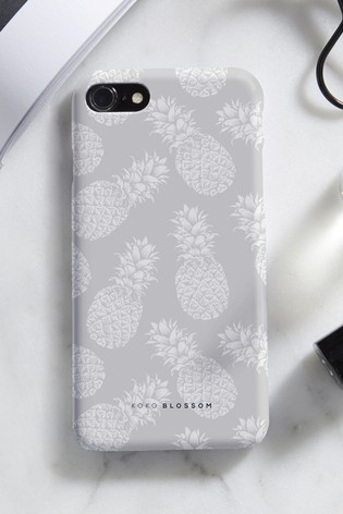 Personalised Pink Phone Case By Koko Blossom