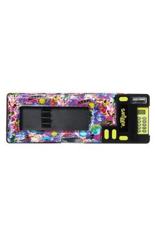 Smiggle Print Galaxy Pop Out Pencil Case