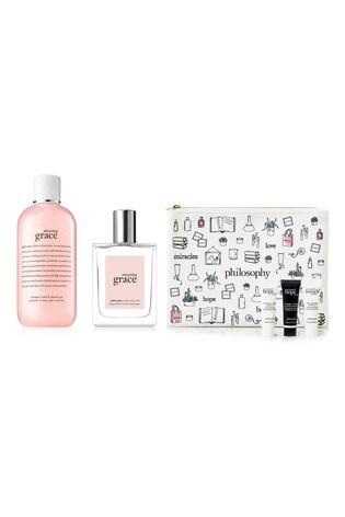 Philosophy Amazing Grace Eau de Toilette and Shower Gel Bundle with Gift