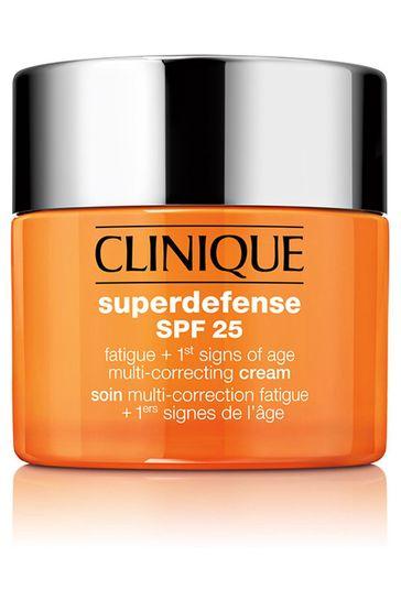 Clinique Superdefense Moisturizer SPF25 Skin Type 1/2 50ml