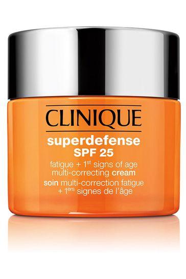 Clinique Superdefense Moisturizer SPF25 Skin Type 3/4 50ml