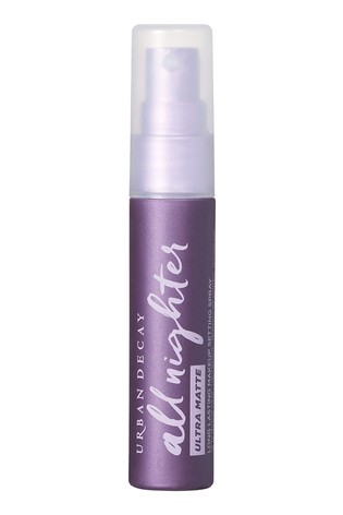 Urban Decay All Nighter Setting Spray Ultra Matte Travel Size