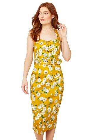 Joe Browns Heavenly Halterneck Dress