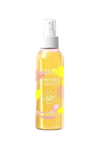 Mimitika Sunscreen Body Oil SPF 50