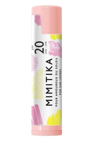 Mimitika Sunscreen Lip Balm SPF 20