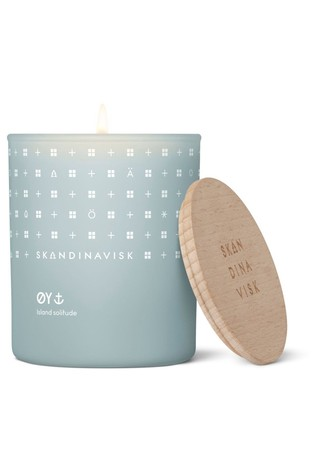 SKANDINAVISK OY Scented Candle with Lid 200g