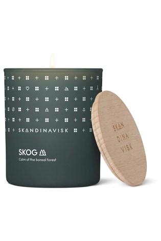 SKANDINAVISK SKOG Scented Candle with Lid 200g