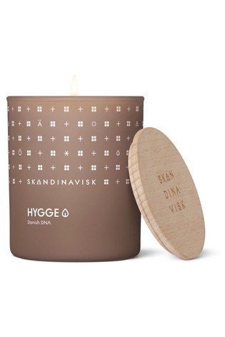 SKANDINAVISK HYGGE Scented Candle with Lid 200g