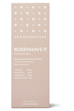 SKANDINAVISK ROSENHAVE Hand Cream 75ml