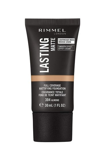 Rimmel London Lasting Matte Foundation