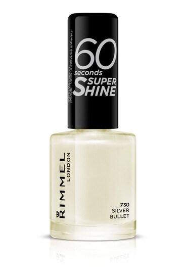 Rimmel London 60 Seconds Super Shine Nail Polish