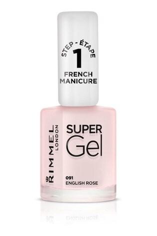 Rimmel London Supergel French Manicure