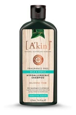 A'kin Mild & Gentle Shampoo 225ml