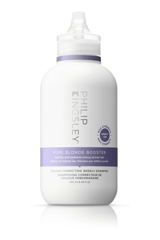 Philip Kingsley Pure Blonde Booster Shampoo 250ml
