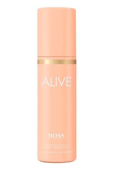 BOSS Alive Deodorant Spray For Women 100ml