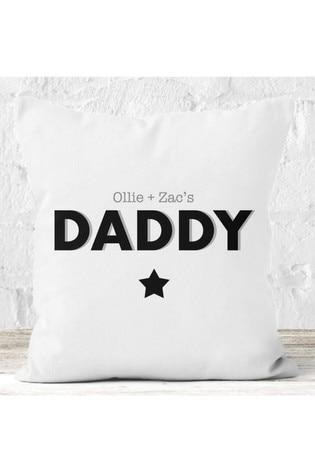 Personalised Cushion By Koko Blossom