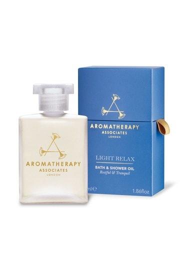 Aromatherapy Associates Bath And Shower Oil 55ml