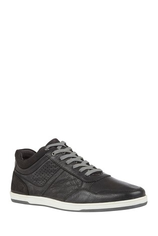 Lotus Leather Casual Lace-Up Trainers