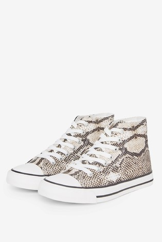 Dororthy Perkins Snake Iconic Trainer