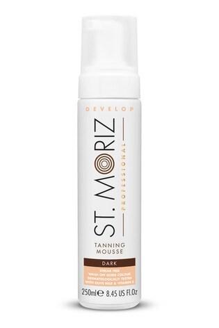 St Moriz Professional Tanning Mousse Dark 200ml