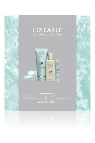 Liz Earle Cleanse and Bright Collection Kit