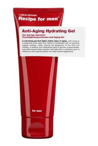 Recipe for Men Anti Aging Hydrating Gel 75ml