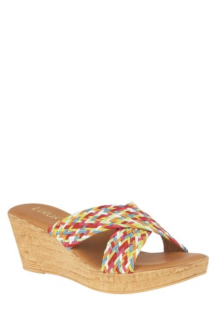 Lotus Footwear Mule Sandals