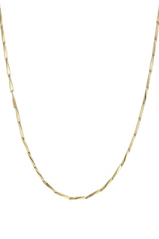 Pilgrim Gold  Deva Plated Necklace