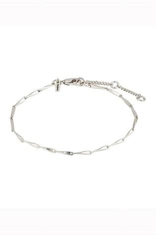 Pilgrim Silver Deva Plated Bracelet