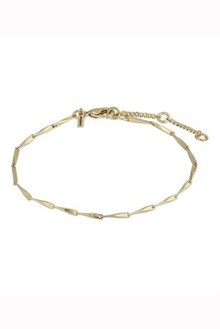 PILGRIM Gold Deva Plated Bracelet