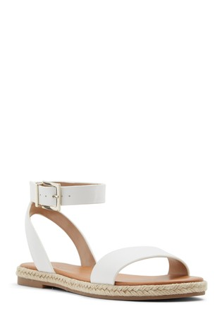 Call It Spring Flat Two Part Espadrille Sandal