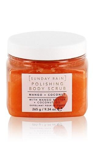 Sunday Rain Mango & Coconut Creamy Body Scrub 265g