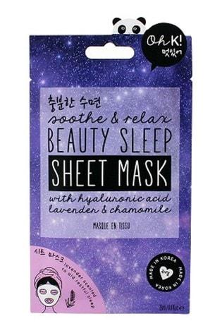 Oh K! Beauty Sleep Sheet Mask 25ml