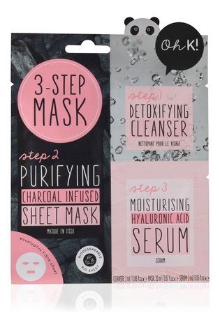 Oh K! 3 Step Detox Mask