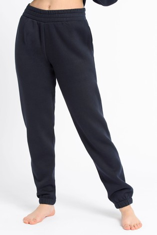 Chelsea Peers Navy NYC Lounge Cotton Jogger