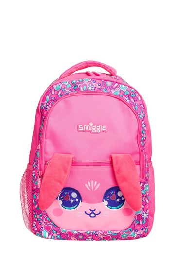 Smiggle Pink Budz Backpack