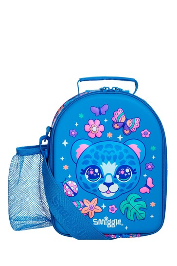 Smiggle Budz Hardtop Lunchbox With Strap