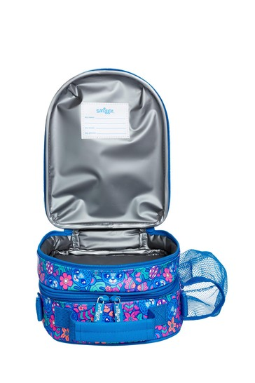 Smiggle Budz Hardtop Lunchbox With Strap