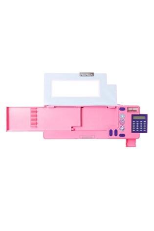 Smiggle Pink Budz Window Pop Out Pencil Case