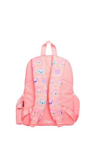 Smiggle Pink Cheer Junior Backpack