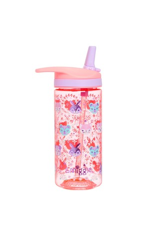 Smiggle Pink Cheer Junior Drink Bottle