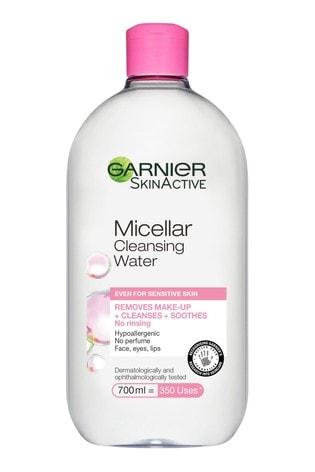 Garnier Micellar Water Facial Cleanser Sensitive Skin 700ml