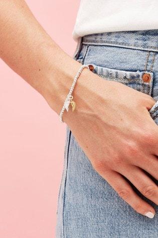 Estella Bartlett Sienna Wings Bracelet