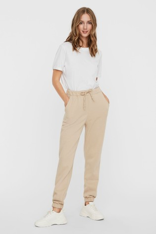 Vero Moda Neutral Lounge Joggers