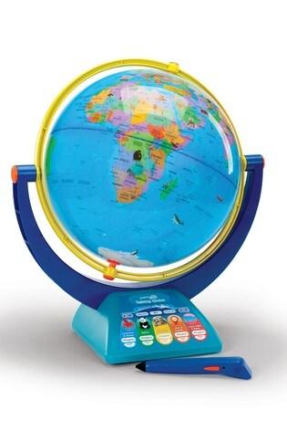 Learning Resources Clear GeoSafari Jr. Talking Globe