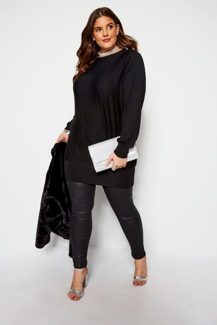 Yours Curve Batwing Top