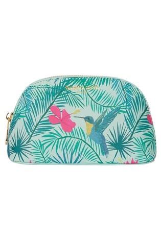 Fenella Smith Hummingbird Oyster Cosmetic Case