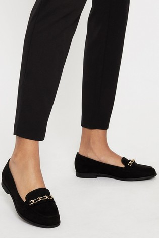 Lipsy Chain Mule Loafer