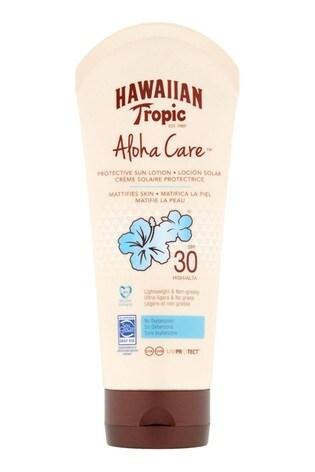 Hawaiian Tropic Hawaiian Tropic Aloha Care Protective Sun Lotion SPF 30 180ml
