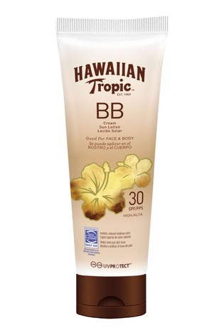 Hawaiian Tropic BB Cream Sun Lotion SPF 30 150ml